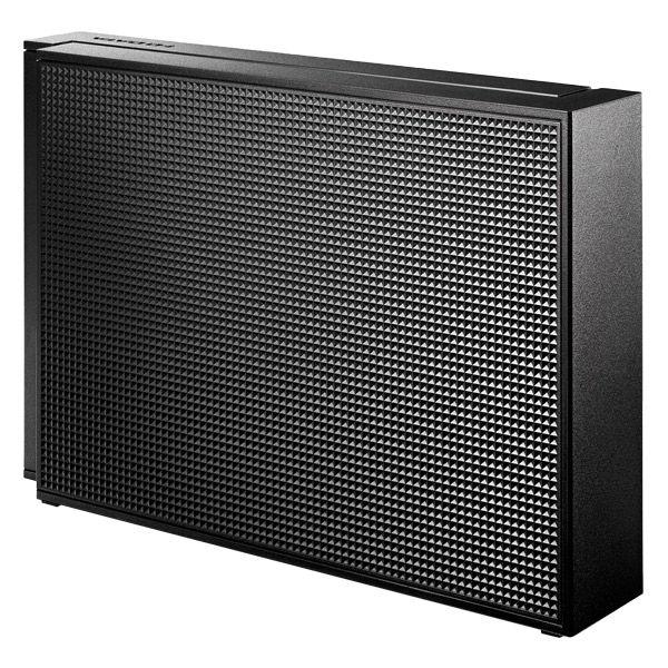 外付HDD 4TB HDCZ-UT4KB