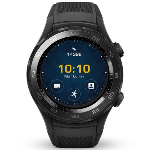 HUAWEI WATCH 2/Carbon Black/55021740 WATCH2/Sport/LEO-B09/Carbon Black  (直送品)