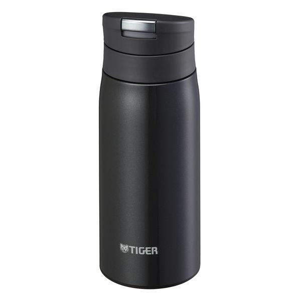 スライドプッシュボトル 0.35L 黒