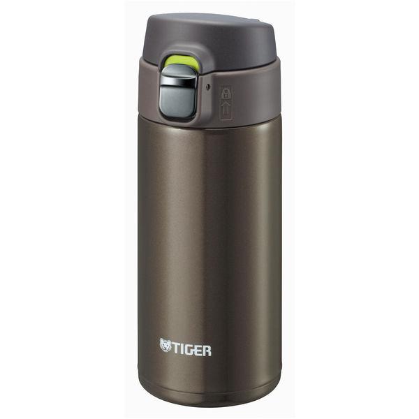 ワンプッシュボトル 0.36L ブラウン