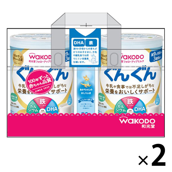フォローアップミルクぐんぐん 4缶