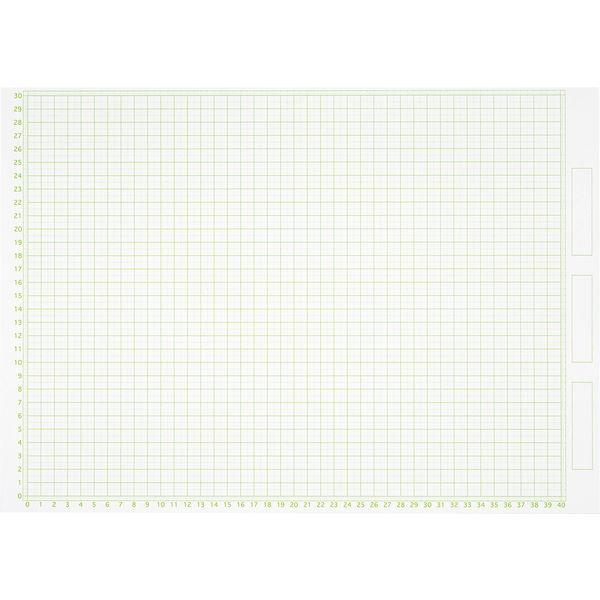 今村紙工 特A3方眼工作用紙 ホ-A3 1セット(100枚入)
