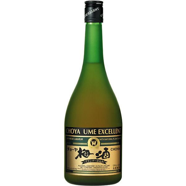 チョーヤ 梅酒 エクセレント 瓶