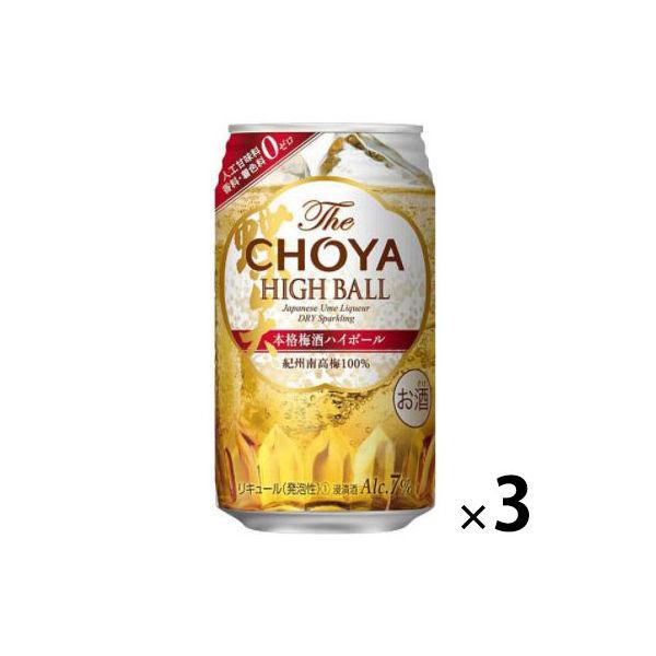 ザチョーヤ ハイボール350ml 3缶
