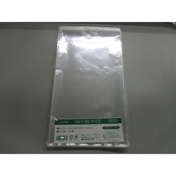 伊藤忠 OPP袋テープ付 180×300