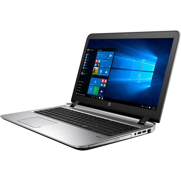 HP ProBook 450 G3 Notebook PC i5ー6200U/15H/8.0/500m/W10P/cam 4LE36PA#ABJ  (直送品)
