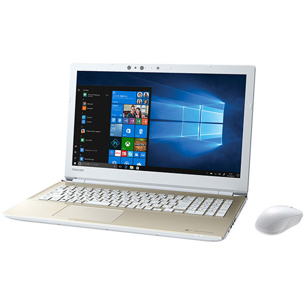 東芝 dynabook T75/GG 15.6型ノートPC Core i7/Office有 PT75GGP-BEA2