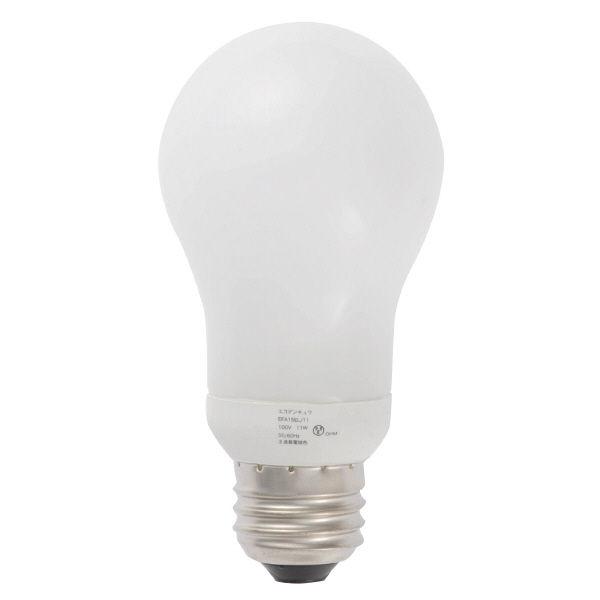 オーム電機 エコ電球A型60WE26電球色 EFA15EL/11N 1箱(12個入)
