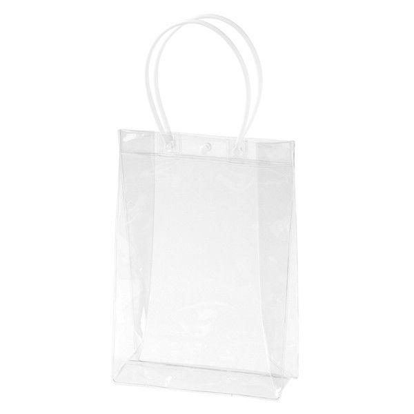 ヘッズ PVCクリアバッグ-XL M-PXLB 1セット(30枚:10枚×3パック)(直送品)