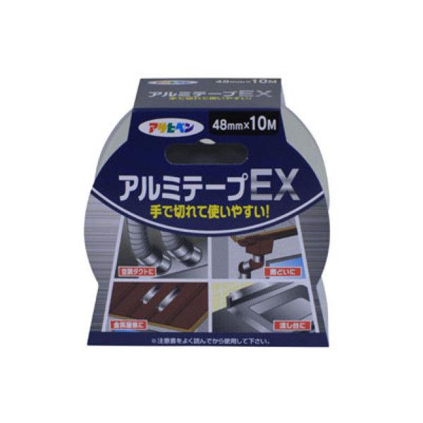 アサヒペン アルミテープE× 48mm×10m T100 9018178(直送品)