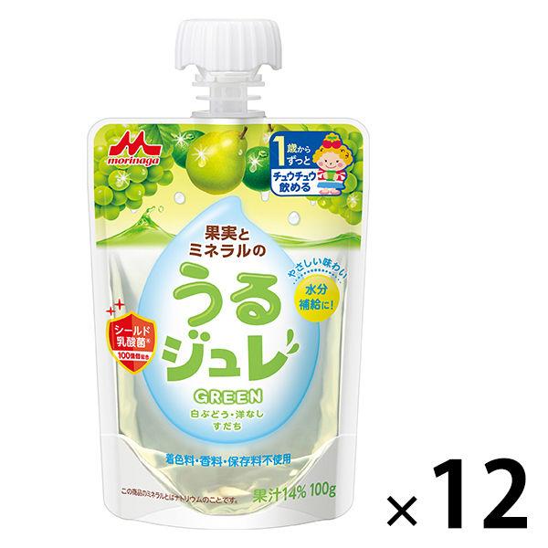 うるジュレ GREEN 100g 12個