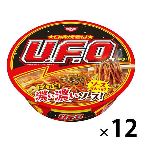日清焼きそばUFO 12食入