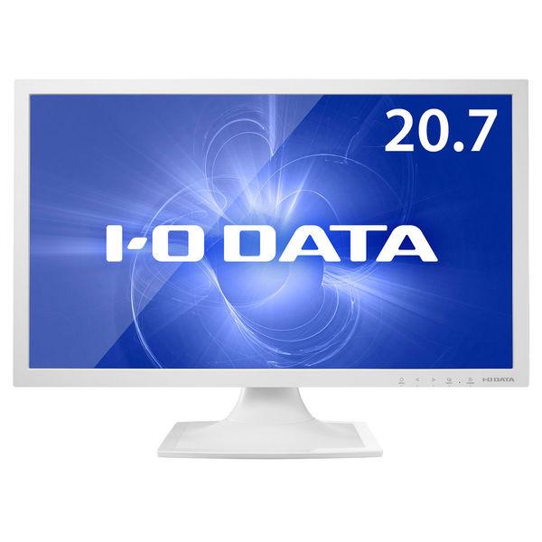 IOデータ機器 20.7インチワイド液晶モニター 「5年保証」保護フィルター付キ LCD-MF212EW-P 1台(直送品)