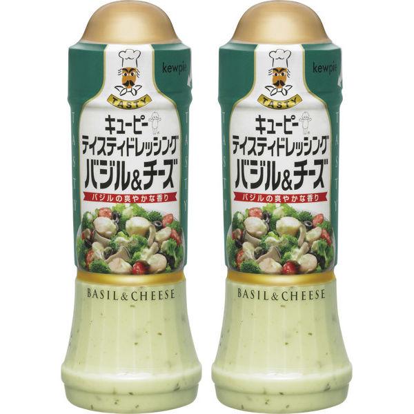 バジル&チーズ 210ml 2本
