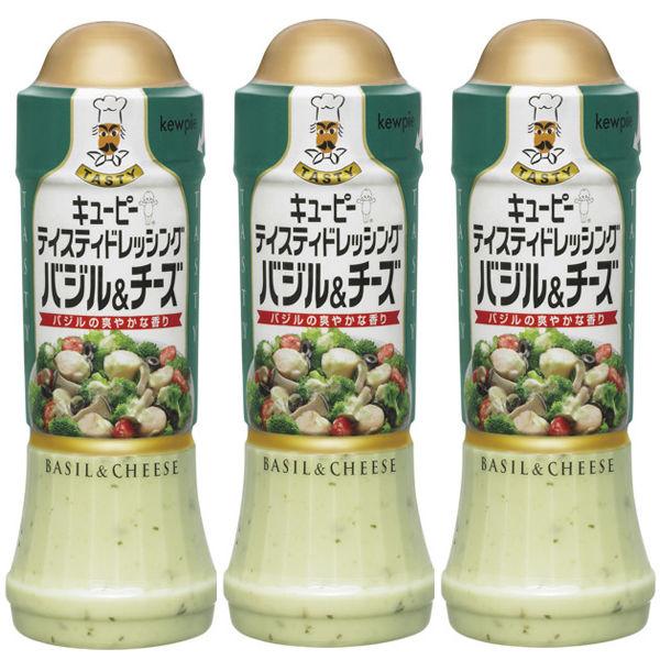 バジル&チーズ 210ml 3本