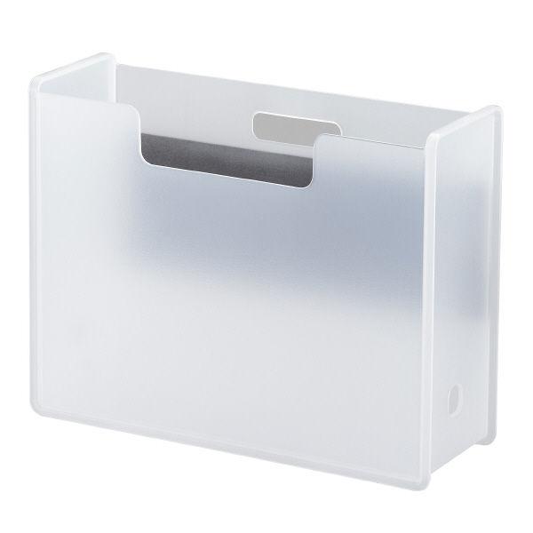 サンカ 磁石付き ファイルボックス 1セット(3個:1個×3)