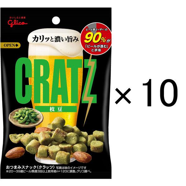 クラッツ 枝豆 42g 10個