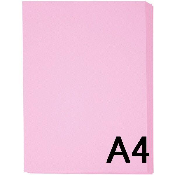 ピンク A4 1セット(500枚×3冊入