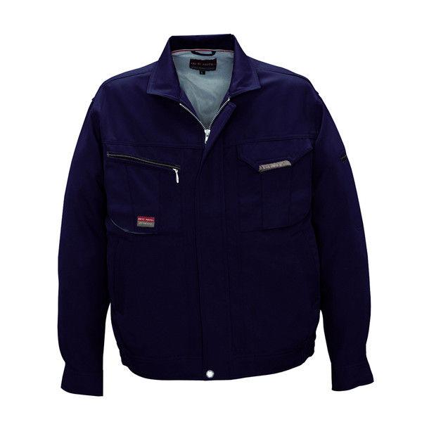 ビッグボーン商事 BEE MAX BM146 長袖ジャケット ネイビー EL (取寄品)