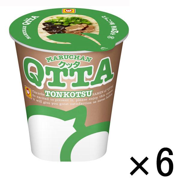 QTTA とんこつラーメン 6個