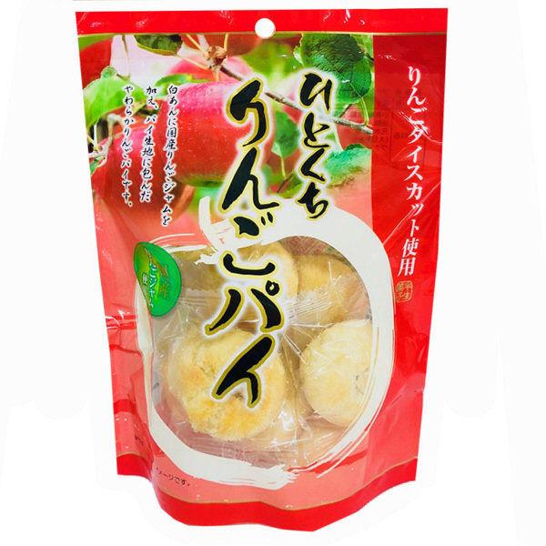 戸田屋 ひとくちりんごパイ 1袋