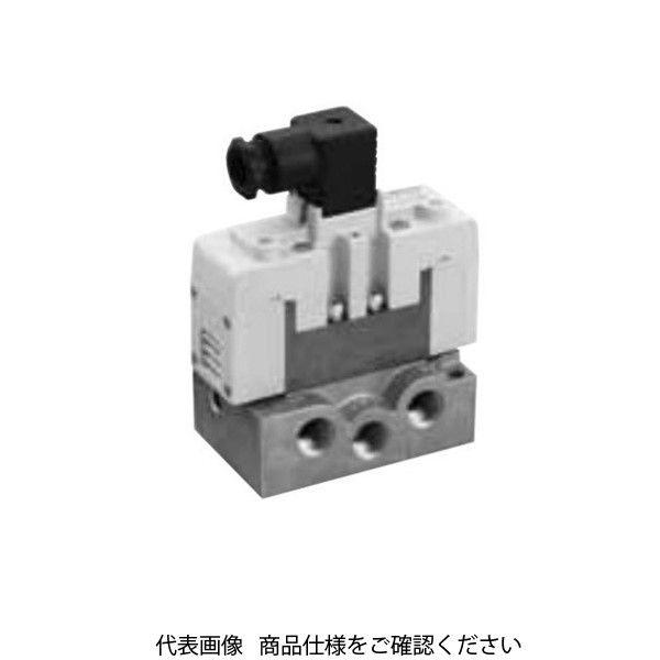 単体バルブ ISOサイズ1 DIN端子箱タイプ パイロット式5ポート弁 ISO準拠バルブ PV5G-6-FHG-D-1-N-A02 (直送品)