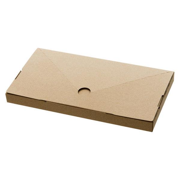 ヘッズ 無地コンパクト宅配ボックス-3 M-TBX3 1セット(400枚:20枚×20パック)(直送品)