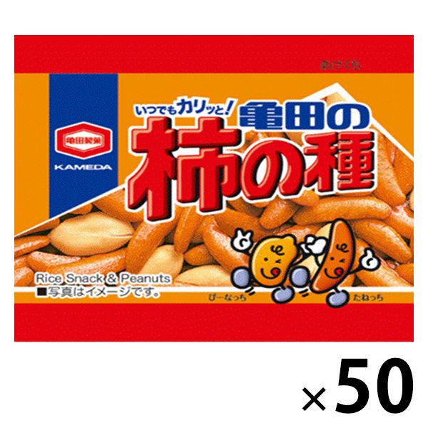 亀田製菓 ミニサイズ柿の種 1箱