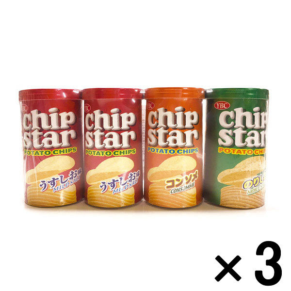 チップスターS バラエティ 3種12個入