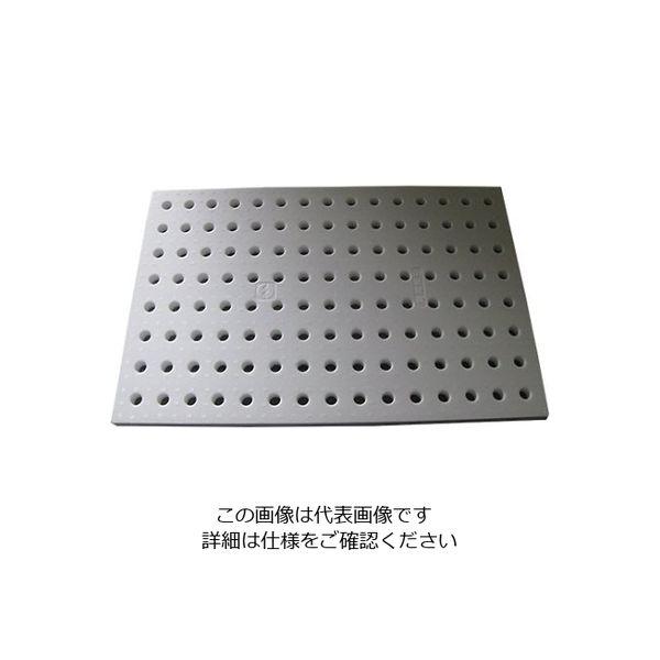 エム式水耕研究所 水耕栽培用パネル 120穴 1枚 61-6178-56(直送品)