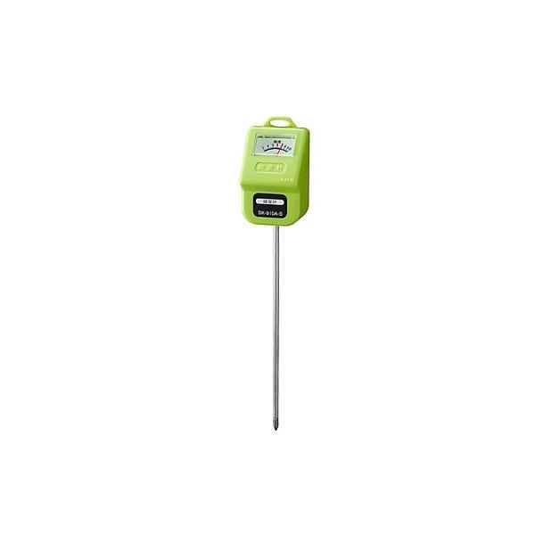佐藤計量器製作所 土壌用PH計 SK-910A-S 1個 61-0097-19(直送品)