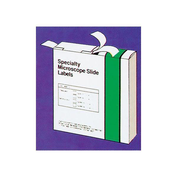 Shamrock マイクロスコープ スライドラベル SES-16 1個 61-9610-31(直送品)