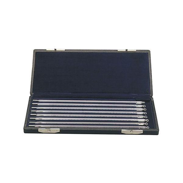 佐藤計量器製作所 棒状標準温度計 ー50~0℃ 校正書類付 62-0850-63 1式(直送品)