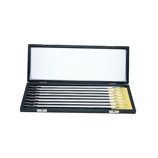 佐藤計量器製作所 二重管標準温度計 200~250℃ 校正書類付 62-0850-76 1式(直送品)