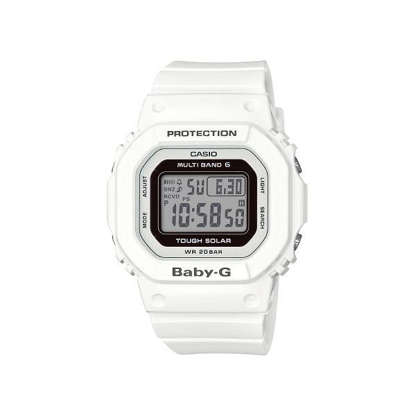 low priced c3943 96662 カシオ 腕時計Baby-G BGD-5000-7JF ホワイト 1個