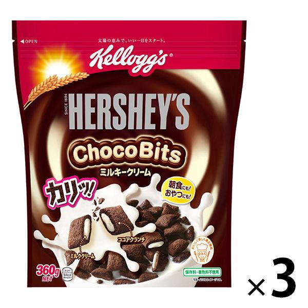 ハーシーチョコビッツ袋 360g 3個