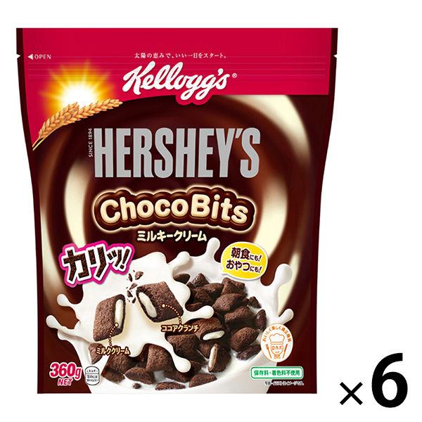 ハーシーチョコビッツ袋 360g 6個