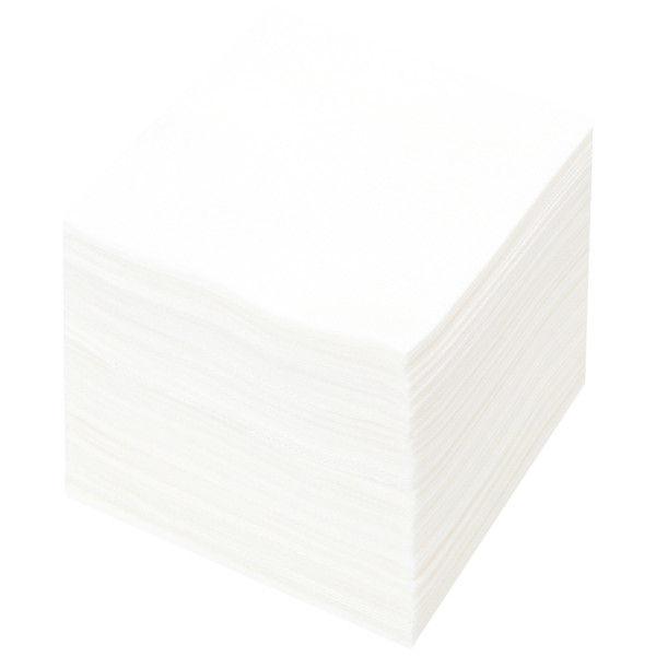 LOHACO - 使いきりカウンタークロス ミニ ホワイト 1パック(100枚入)