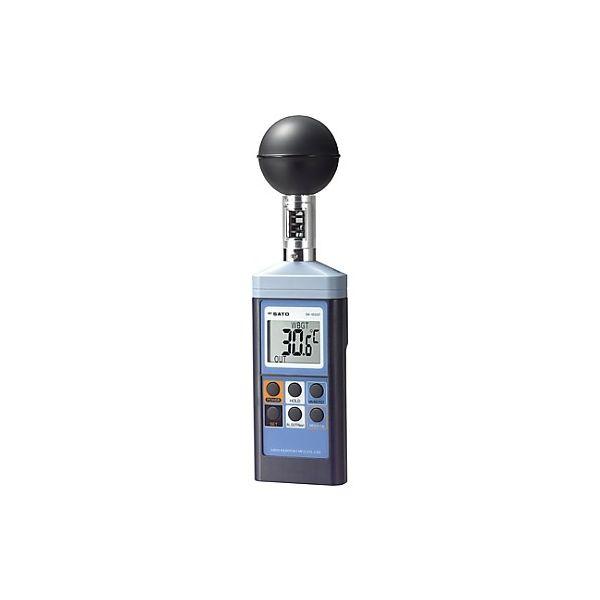 佐藤計量器製作所 熱中症暑さ指数計SK-150GT 校正書類付 SK-150GT 1個 62-0850-99(直送品)