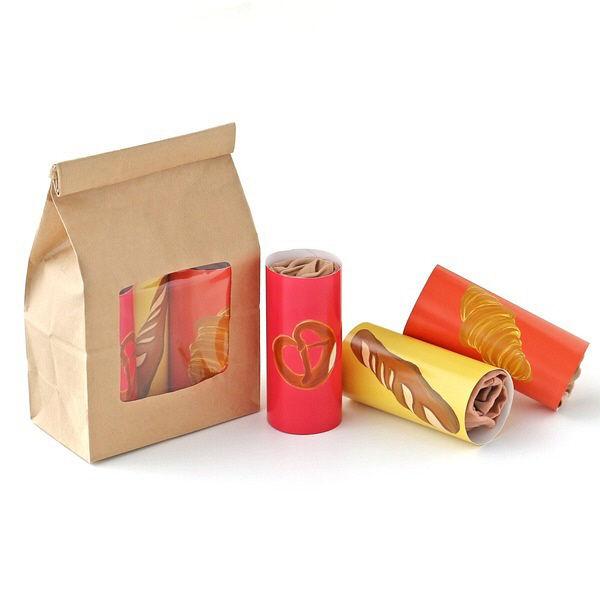パン柄パッケージから出てくるのはパンじゃなくてパンスト。LOHAKO×福助のコラボストッキング『パン パン パンスト』