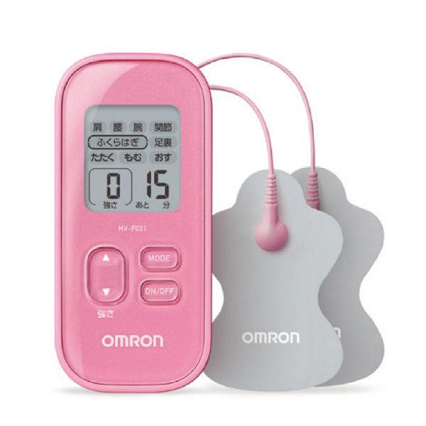 オムロン低周波治療器HV-F021-PK