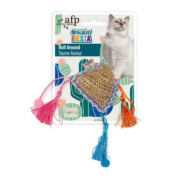 afp ロールアラウンド 猫用 おもちゃ