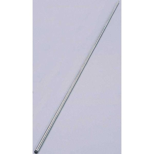 アイリスオーヤマ ポール直径25mm メタルラック ポールパーツ 高さ2400mm MR-240P(直送品)