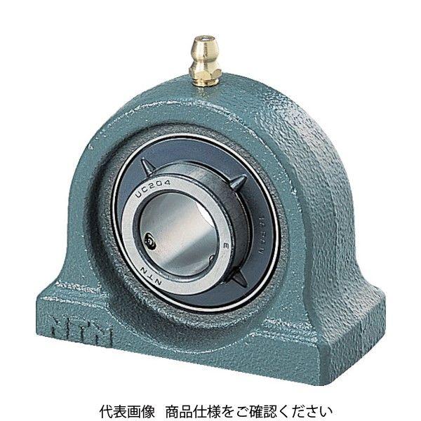 NTN(エヌティエヌ) NTN G ベアリングユニット(止めねじ式) 軸径40mm 中心高さ49.2mm UCUP208D1 1個 213-6830(直送品)