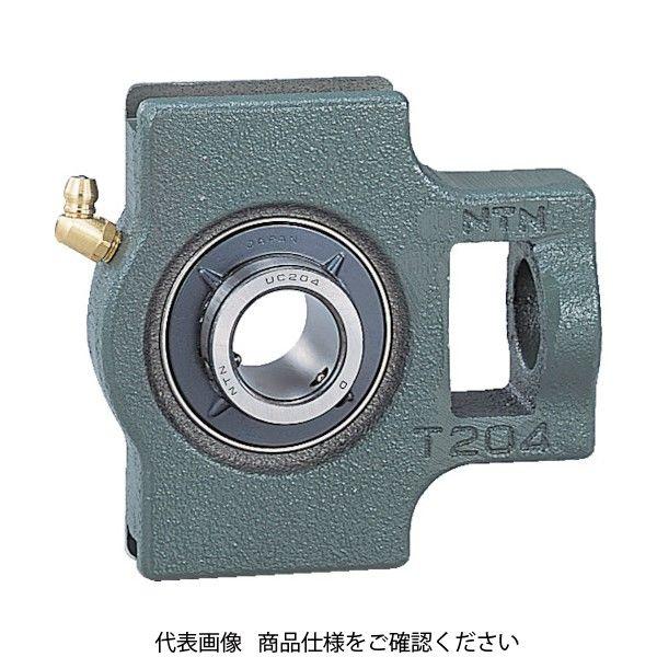 NTN(エヌティエヌ) NTN G ベアリングユニット(止めねじ式)軸径35mm全長129mm全高102mm UCT207D1 214-4069(直送品)