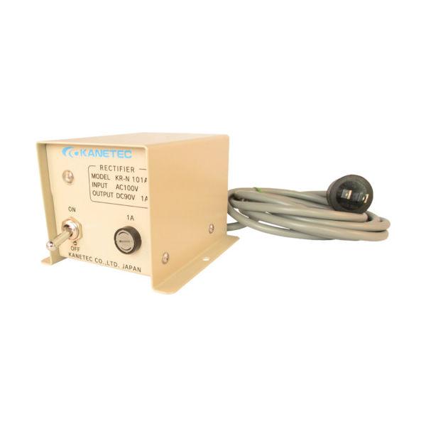 カネテック(KANETEC) カネテック 電磁チャック用整流器 KR-N101A 1台 361-1892 (直送品)