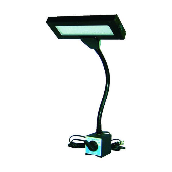 カネテック(KANETEC) カネテック LEDライトスタンド ME-LED-10 1台 380-8491(直送品)