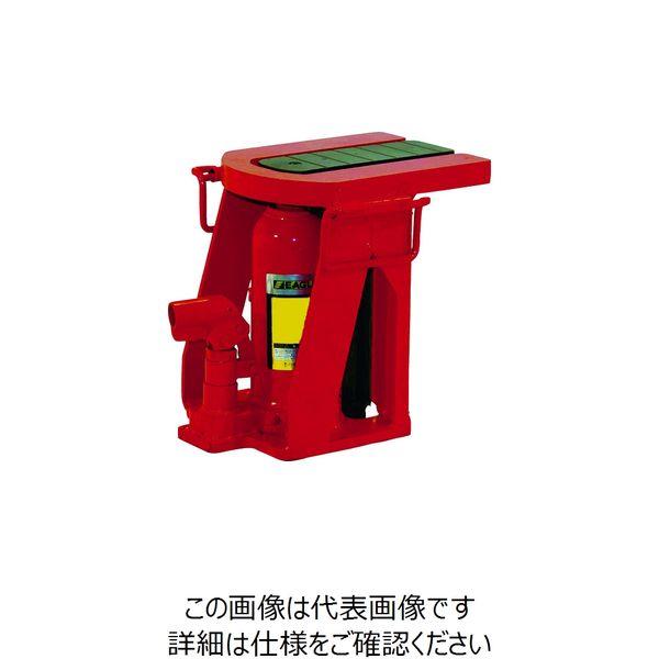 今野製作所 イーグル 土台揚上ジャッキ 爪荷重5t GD-100 1台 402-7426(直送品)