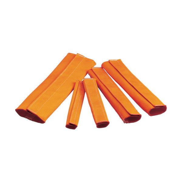 トラスコ中山(TRUSCO) TRUSCO マジックテープ[[(R)]]付コーナーパット 幅75mm用 MCP-75 1個 409-8897(直送品)