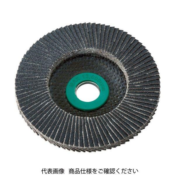 TRUSCO GPトップ シリコンカーバイト Φ100 #400 (5枚入) TGP10015-CC-400 409-8099(直送品)